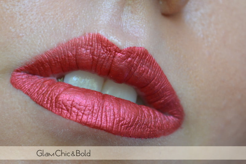 Cream Lip Stain Metallic Sephora