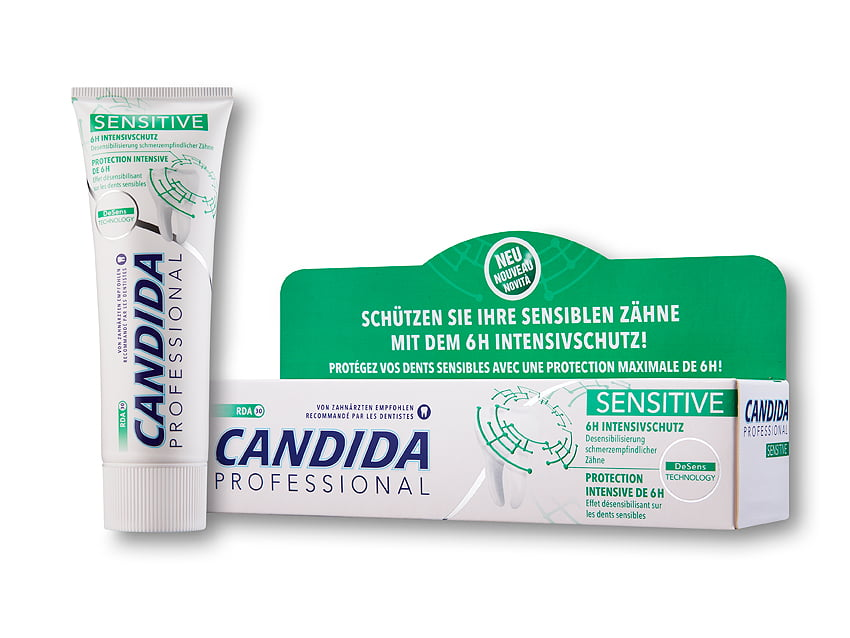 Candida Professional Sensitive