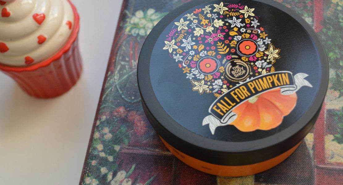 The Body Shop Body Butter Vanilla Pumpkin