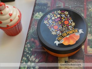 The Body Shop Body Butter Vanilla Pumpkin