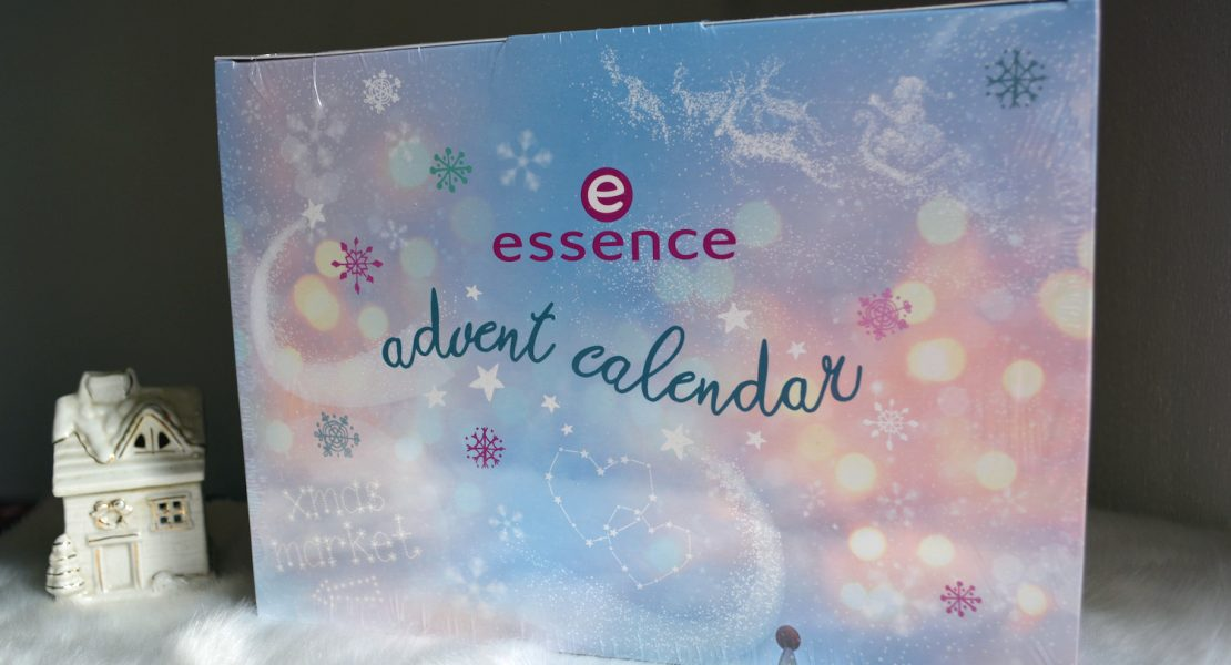 calendario dell'avvento Essence Natale 2018