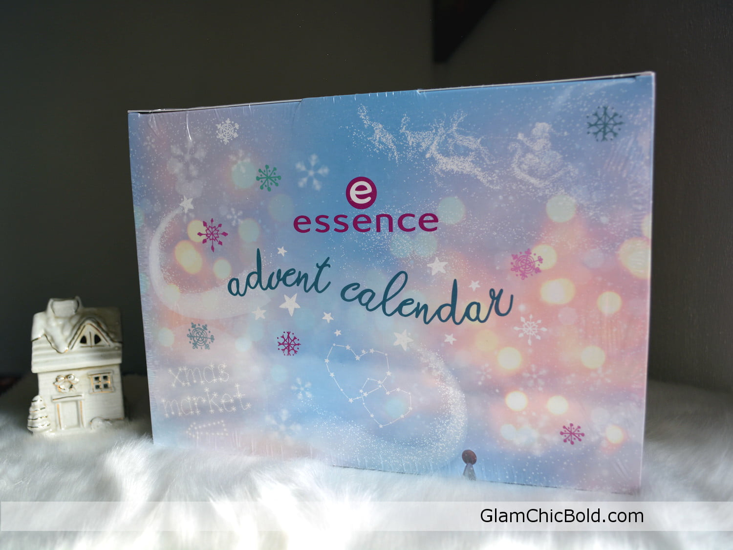 calendario dell'avvento Essence Natale 2018
