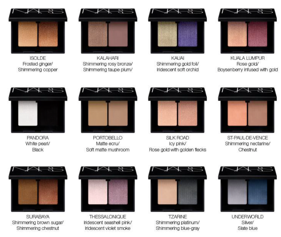 Duo Eyeshadow Nars