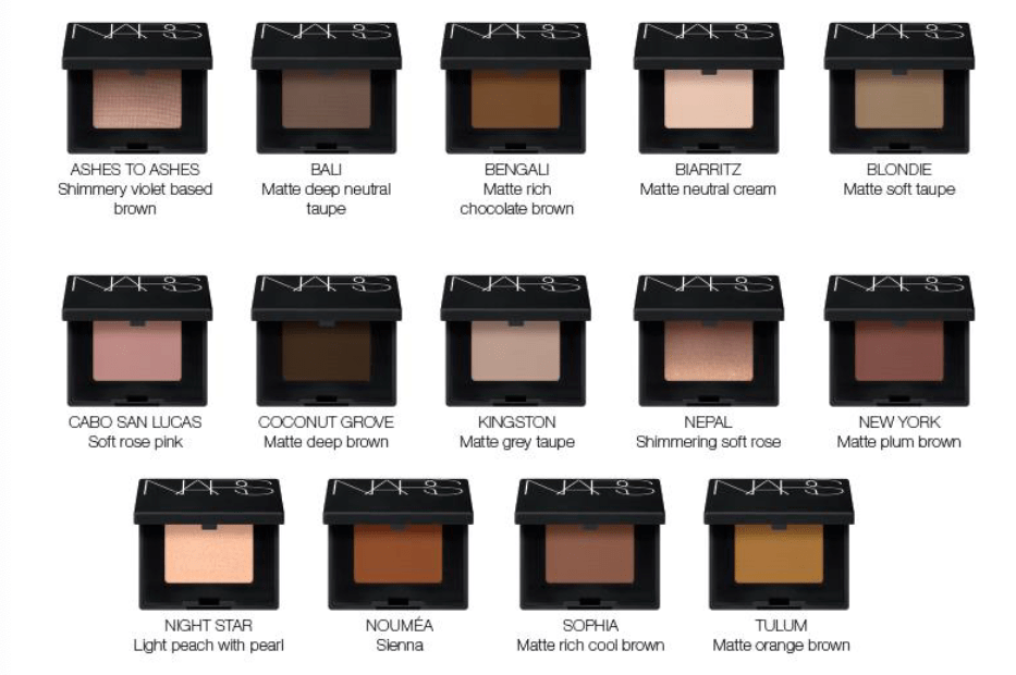 Soft Essentials Nars