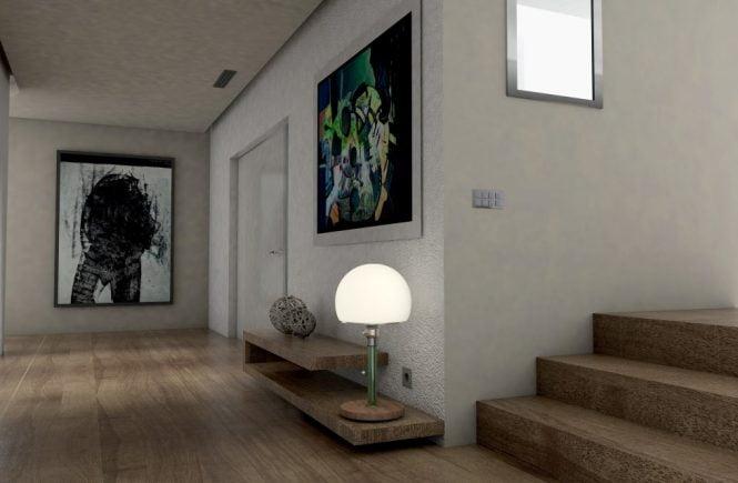 Come rendere pi accogliente l ingresso di casa glamchicbold - Casa accogliente ...