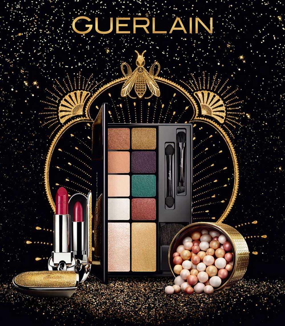 Natale 2018 Guerlain Electric Look