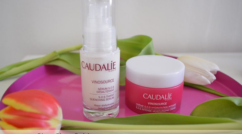 Caudalie Crema SOS Vinosource