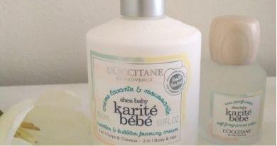 Karité bebé L'Occitane