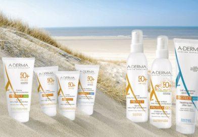 Proteggere la pelle con i solari A-DERMA