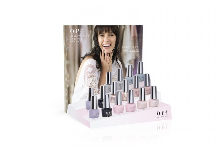 Alway Bare For you OPI