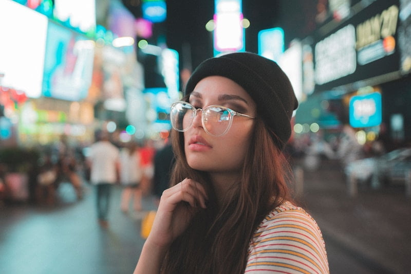 Come applicare make up con gli occhiali