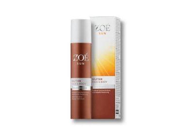 Zoé Sun Selftan Face & Body