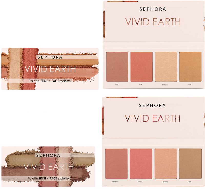 Vivid Earth Palette Viso