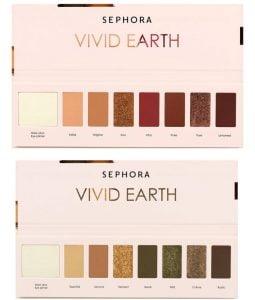 Vivid Earth Palette Sephora