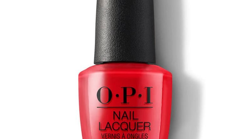 Red Heads Ahead OPI