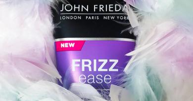 John Frieda Frizz Ease Sensation