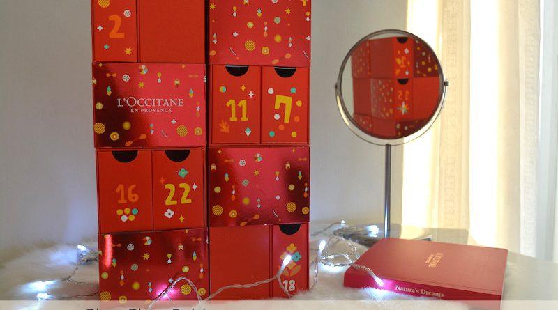 Calendario dell'avvento L'Occitane - Natale 2019