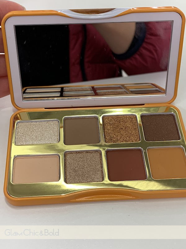 Hot Buttered Rum Palette Too Faced
