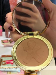 Gingerbread Bronzer & Kissed