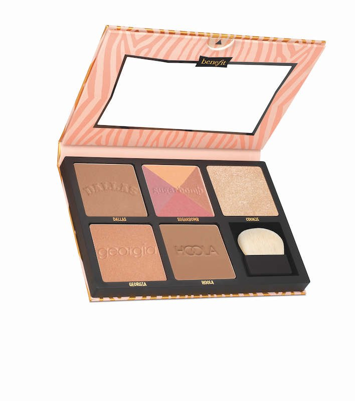 Cheek Stars Reunion Palette Benefit