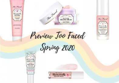 Preview Too Faced Spring 2020