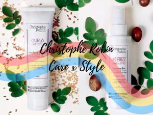 Christophe Robin Care x Style