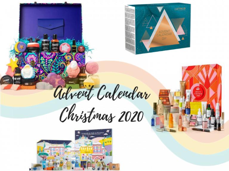 Advent calendar for Christmas 2020