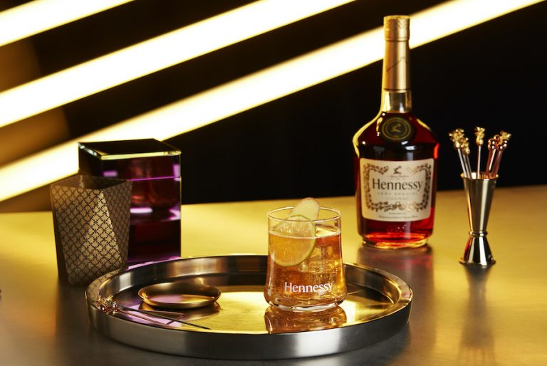 Hennessy Mule