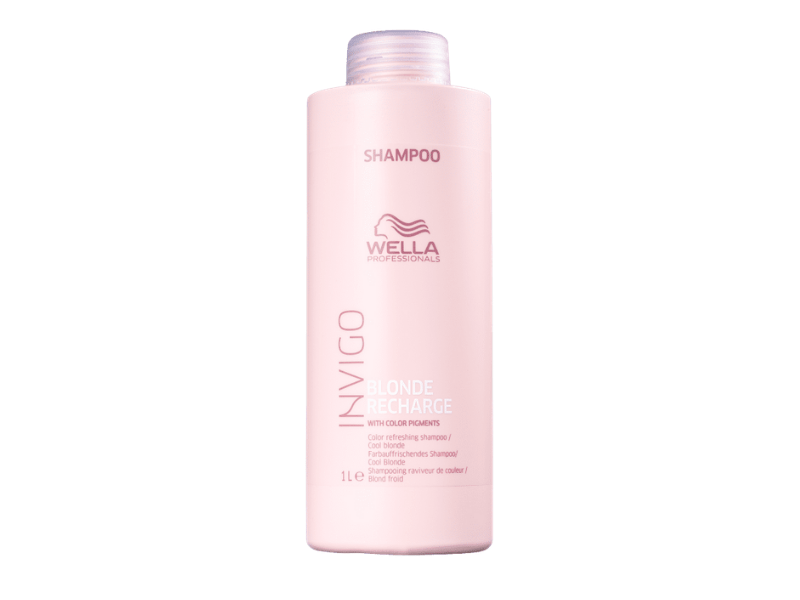 Shampoo anti-giallo Invigo Blonde Wella