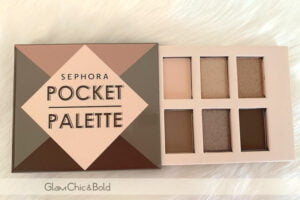 Pocket Palette Sephora marroni freddi