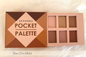 Pocket Palette Sephora marroni caldi