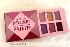 Pocket Palette Sephora toni rosa