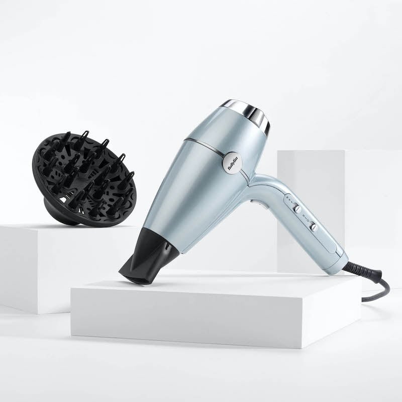 BabyLiss Hydro-Fusion Hair Dryer