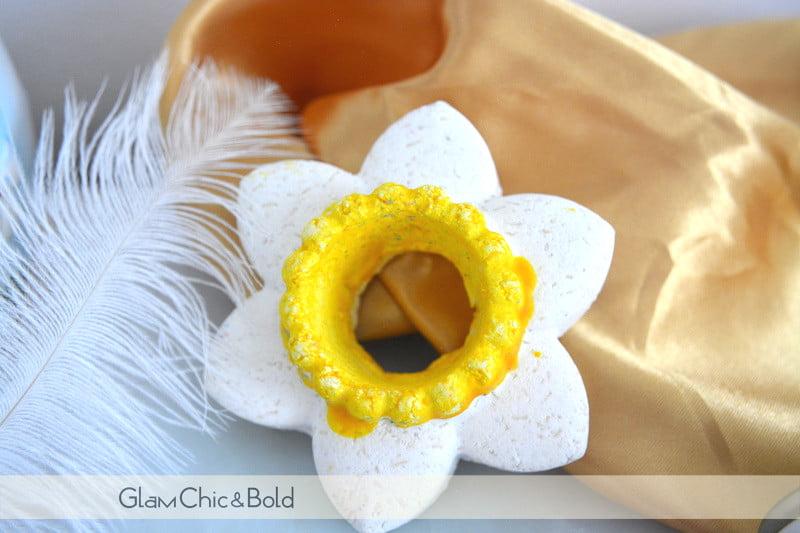 Spumante da bagno Singing Daffodil