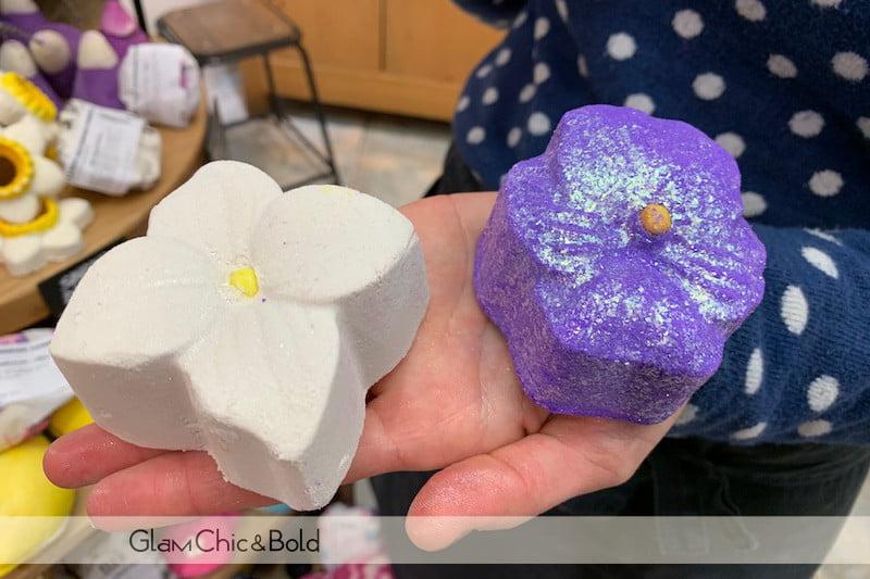 Jasmin Cream Violet Cream Lush