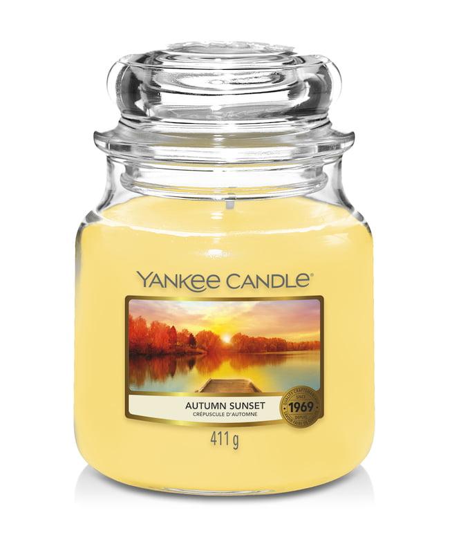 Autumn Sunset Yankee Candle