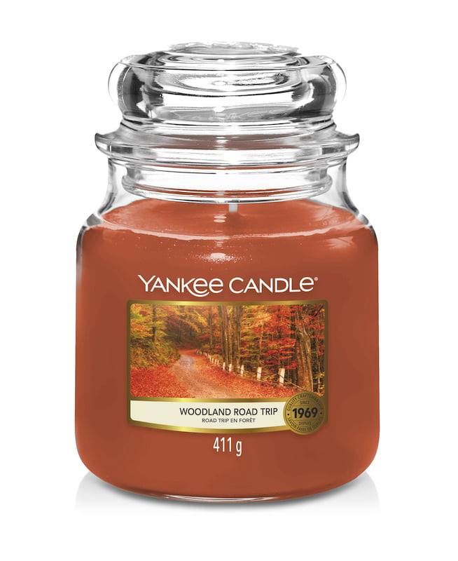 Woodland road trip Yankee Candle